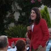 Assemblywoman Catherine Baker Speaking