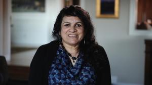 Padma, US History Professor